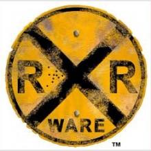 Railroadware- Logo Sign