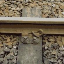 Railroad E-Clip