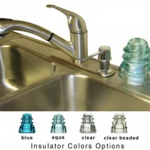 Railroadware - Insulator Sink Aerator