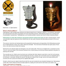 Railroadware - Insulator Votive Candle Holder