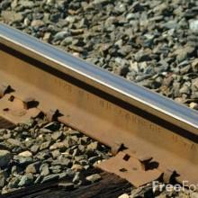 Railroad spikes and rail anchors