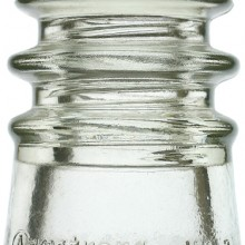 Glass Insulator- Pony