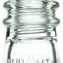 Glass Insulator- Pony