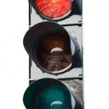 "12"" Trafficlight Glass"